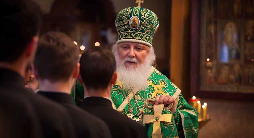 Митрополит Истринский Арсений возглавил Липецкую епархию