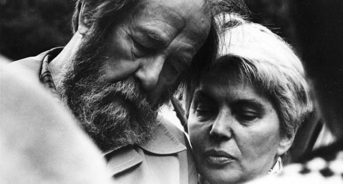 Наталия Солженицына отмечает 80-летие