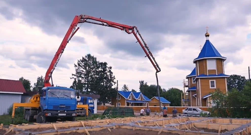 Строительство церковного «Дома для мамы» началось в Кировской области