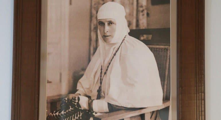 Церковь чтит память святой Великой княгини Елизаветы Федоровны