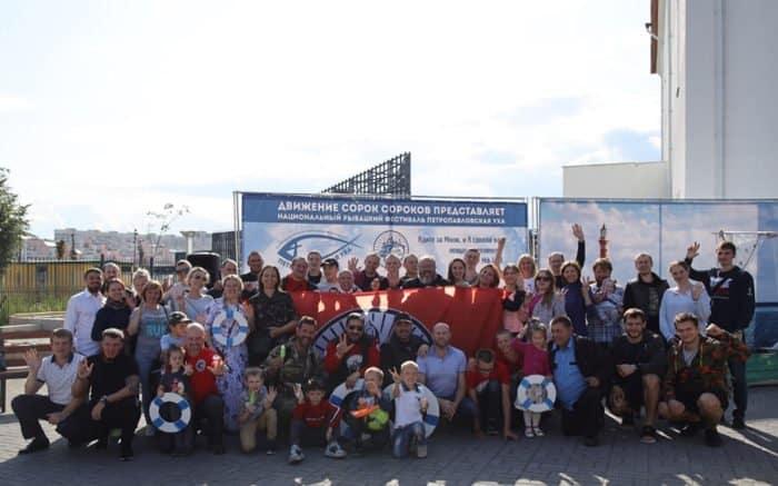 250 литров ухи на день Петра и Павла: В Москве прошел I Национальный рыбацкий фестиваль