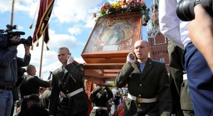 В день памяти пророка Илии в Москве пройдет крестный ход с участием десантников