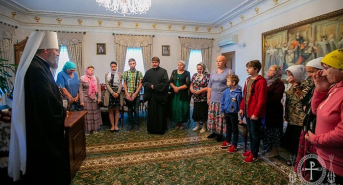 Перешедший в ПЦУ украинский приход вернулся в каноническую Церковь