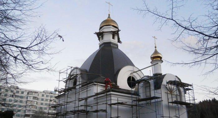 В конце сентября в Москве откроется храм болгарской диаспоры