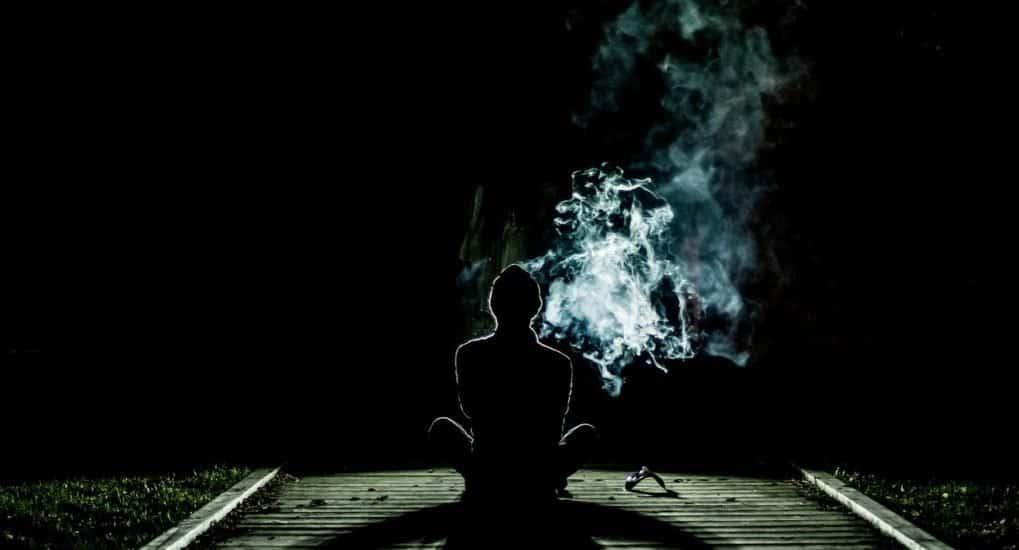 Необычная история отказа от курения