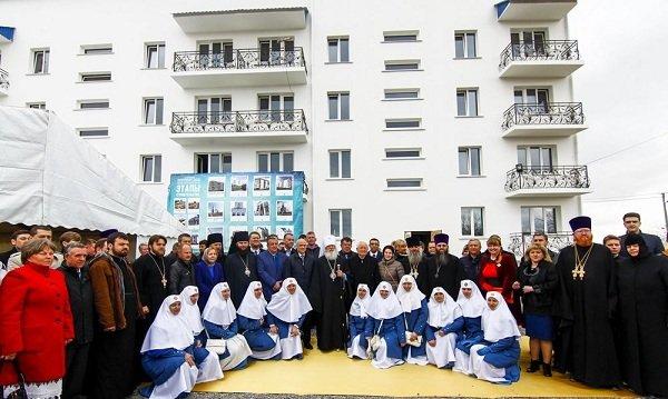 Первый на Украине православный центр паллиативной медицины откроется в Одесской области