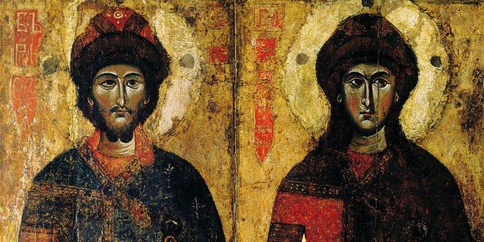 Борис и Глеб доказали, что Русь крестилась по-настоящему