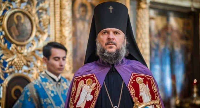 Архиепископ Верейский Амвросий назначен наместником Сретенского монастыря Москвы
