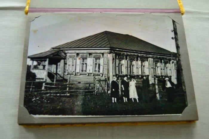 Дом из детства Святейшего Патриарха