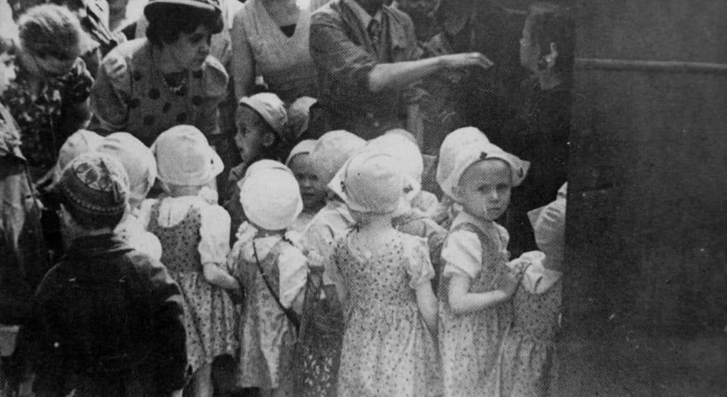 Прихожане казанского храма участвуют в съемках фильма о детях войны