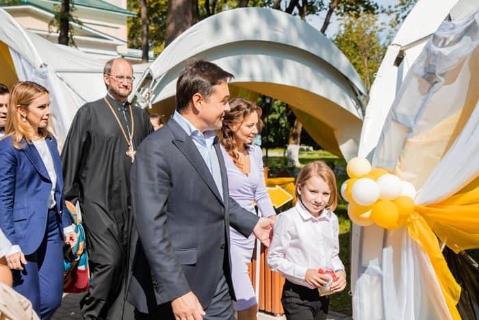 Первый подмосковный стационар Детского хосписа открылся в Домодедове