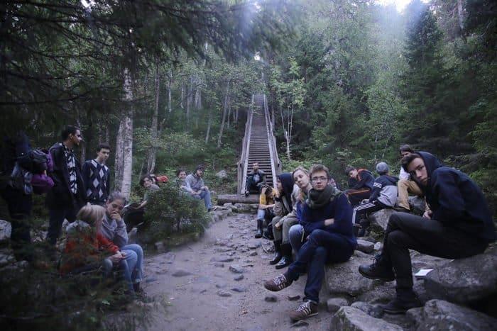 Студентам и педагогам Киношколы, создавшим мемориал узникам Соловков, нужна помощь