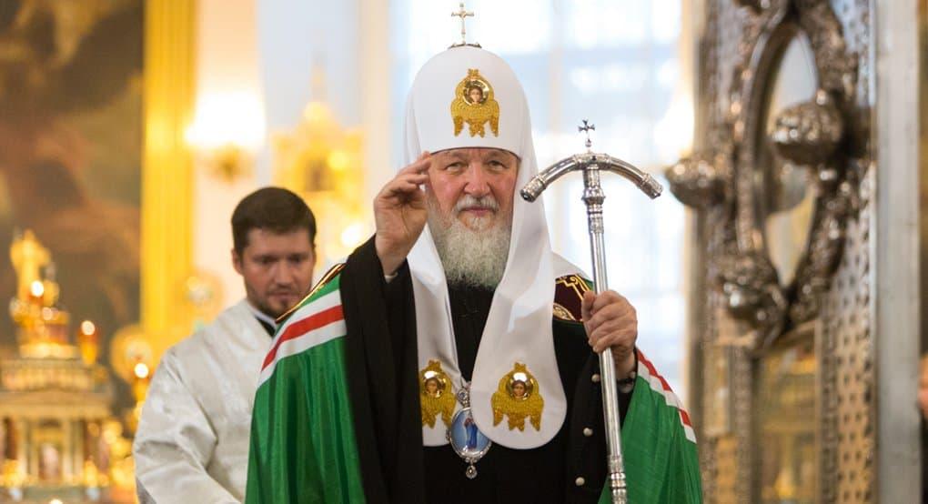 Патриарх Кирилл поздравил верующих Архиепископии приходов русской традиции с воссоединением с Матерью-Церковью