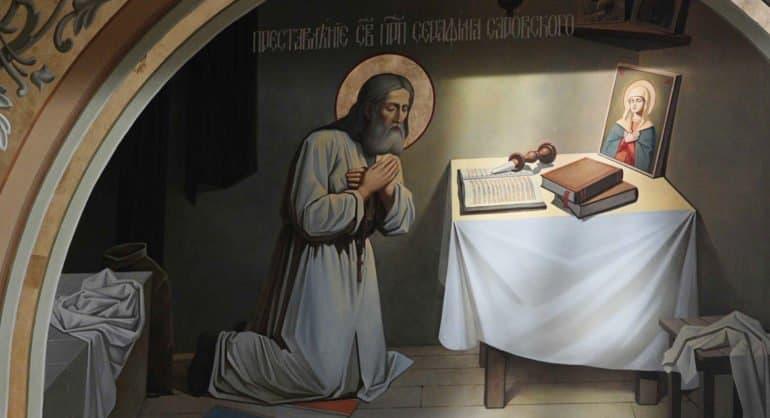 Церковь празднует обретение мощей святого Серафима Саровского