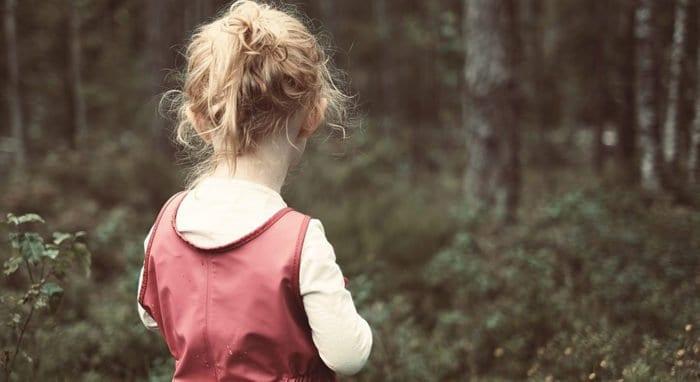 В Нижегородской области нашли живой пропавшую 5-летнюю девочку