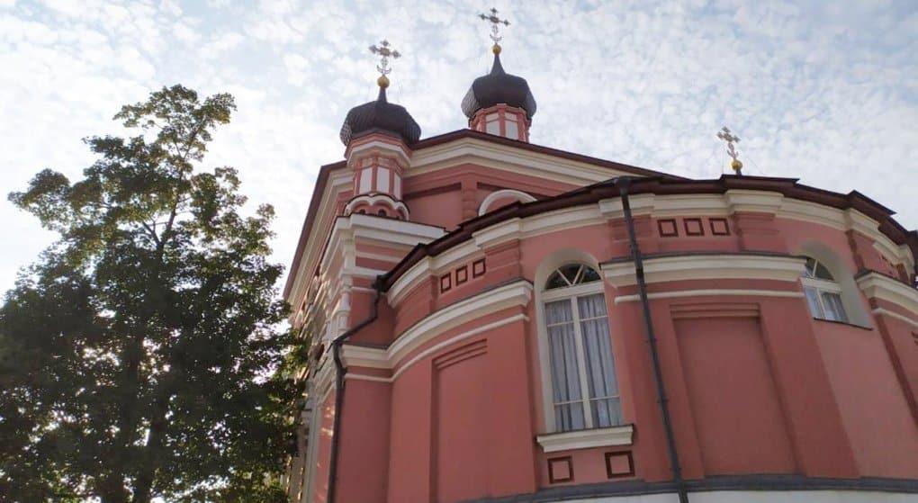 В результате пожара в Богородице-Рождественском монастыре Москвы никто не пострадал