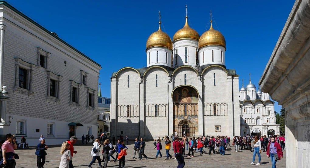 Патриарх Кирилл рассказал, почему главный собор Русской Церкви посвятили Успению Богородицы