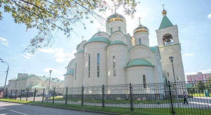 На День города в Москве освятят храм в честь святого князя Андрея Боголюбского
