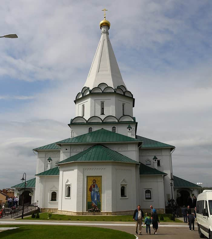 Два новых храма освятили в Нижнем Новгороде