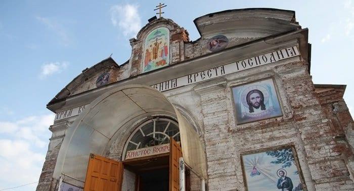Некрещеные и мусульмане помогают восстанавливать единственный храм в Нижних Сергах