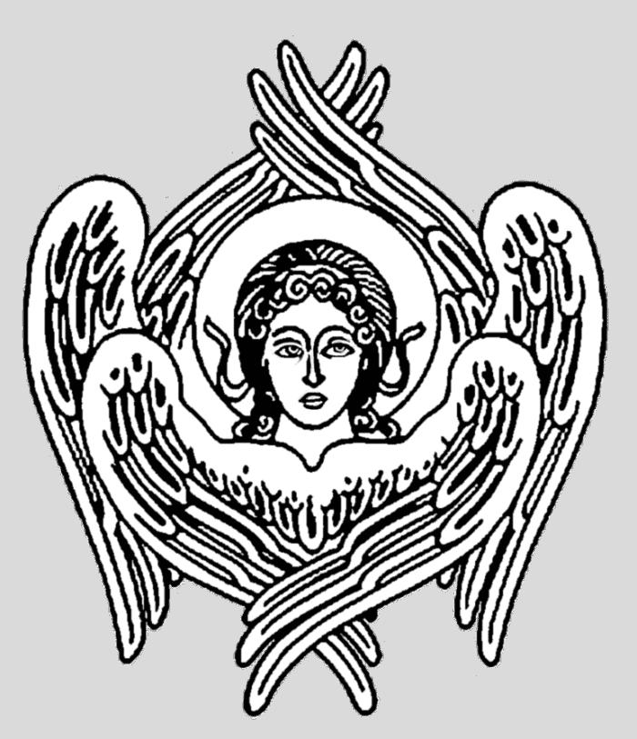 Ангелы: девять чинов. Инфографика