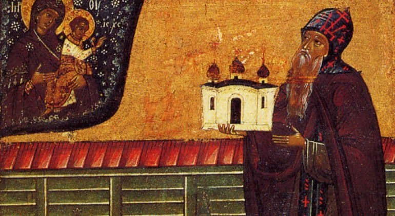 Церковь празднует память преподобного Антония Римлянина