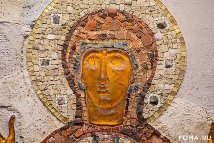 7 самых удивительных произведений православного искусства в залах мастерских Андрея Анисимова
