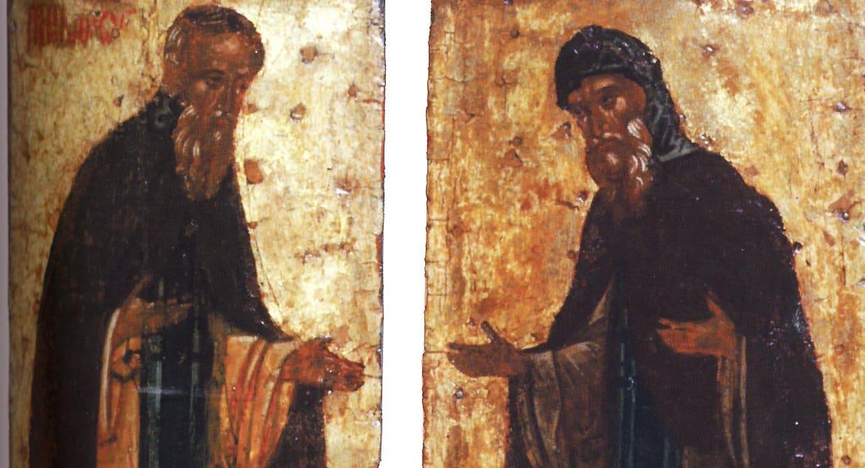 Церковь вспоминает Антония и Феодосия Печерских
