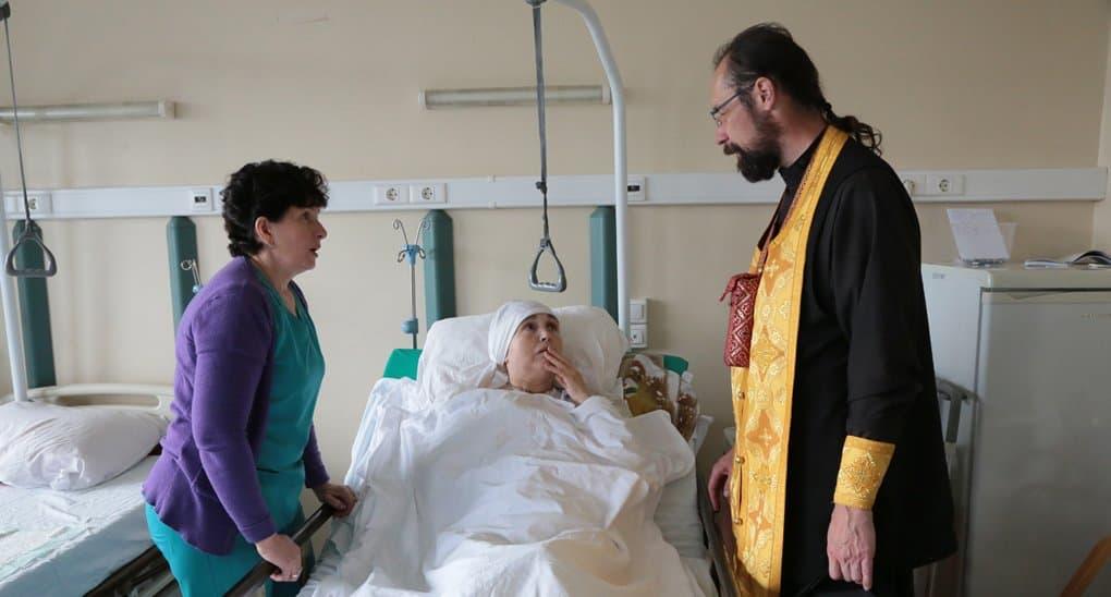 Часто именно в больнице люди готовы говорить о Боге, важно прийти к ним в этот момент, – епископ Пантелеимон
