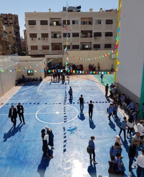 Русская Церковь помогла восстановить школу в Сирии