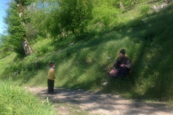 Фото монахини Евгении (Цивцивадзе)