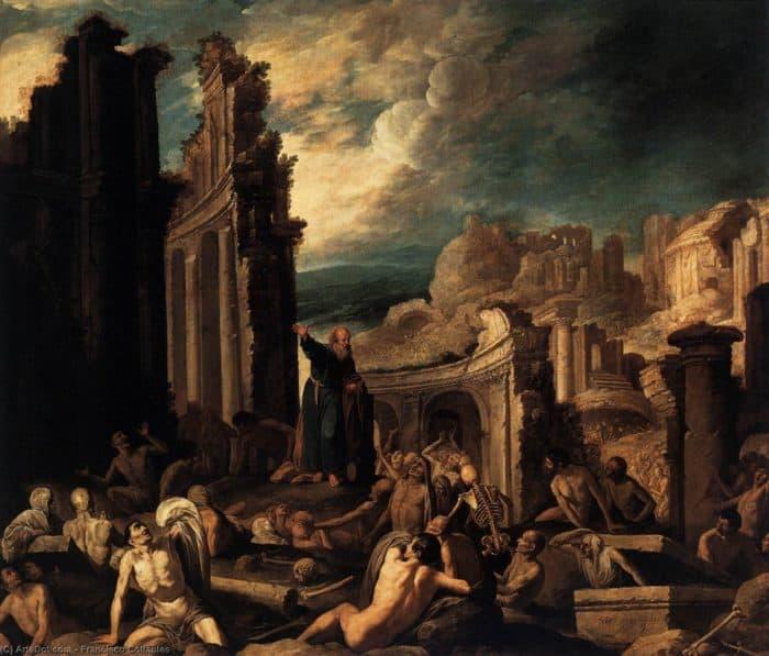 Самые загадочные пророчества Библии: Кирпич Иезекииля