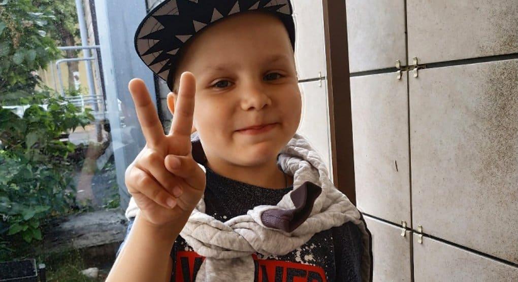 Посмертно награжден 6-летний мальчик, пытавшийся спасти на пожаре дедушку
