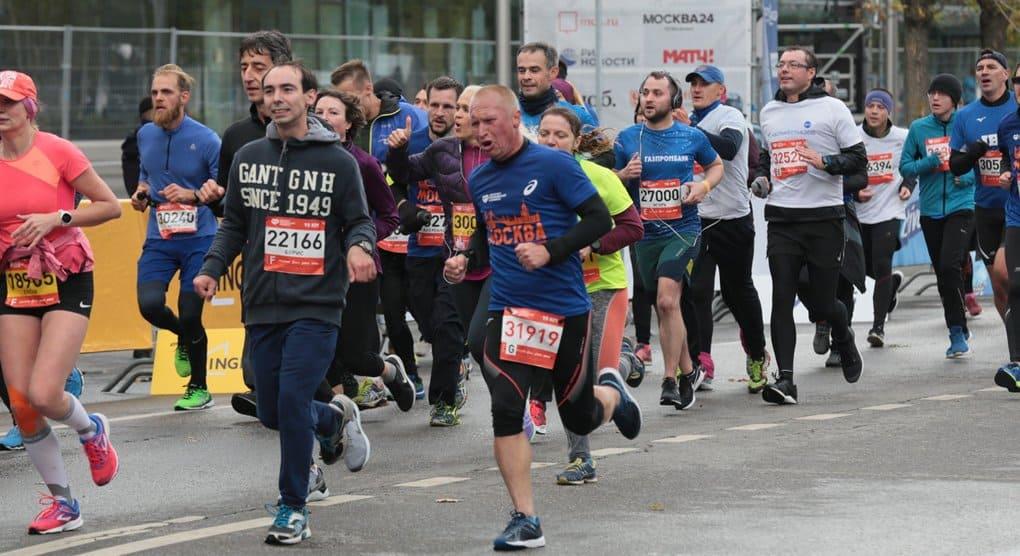 На Московском Марафоне пробежали в поддержку страдающих спинальной мышечной атрофией