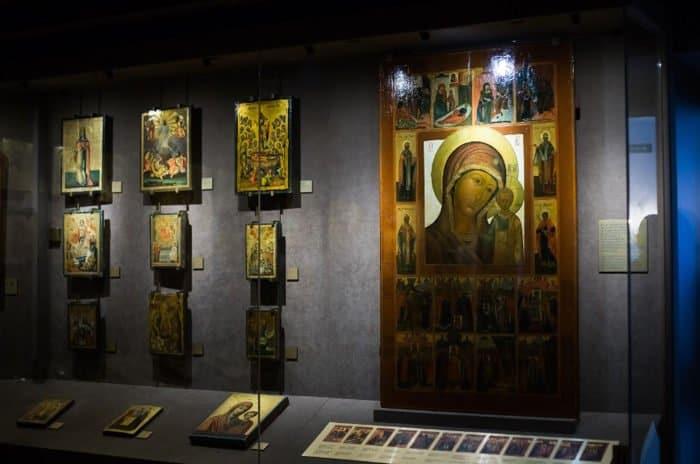 Музей Казанской иконы Божией Матери открыли в Казани