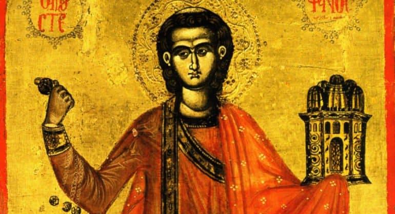 Церковь празднует обретение мощей первомученика Стефана