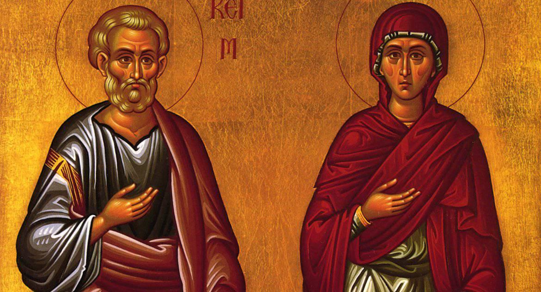 Церковь празднует память родителей Богородицы – святых Иоакима и Анны