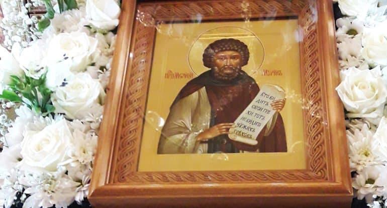 Церковь вспоминает преподобного Моисея Мурина