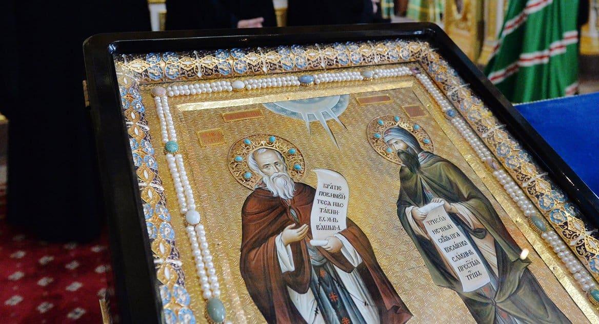 Церковь вспоминает преподобных Сергия и Германа Валаамских