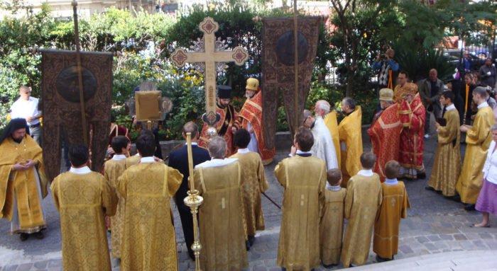 Абсолютное большинство клириков «Русского экзархата» присоединились к Русской Православной Церкви