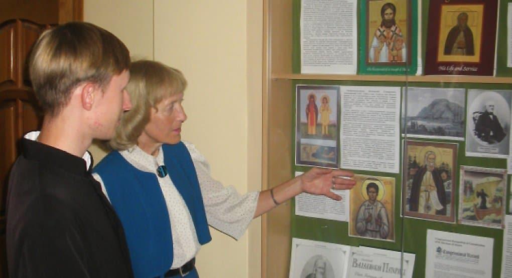 Выставка в честь 225-летия русского православия в Америке проходит в Туле