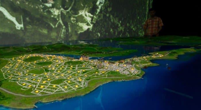 Уникальный музей-заповедник «Владивостокская крепость» представил первую выставку