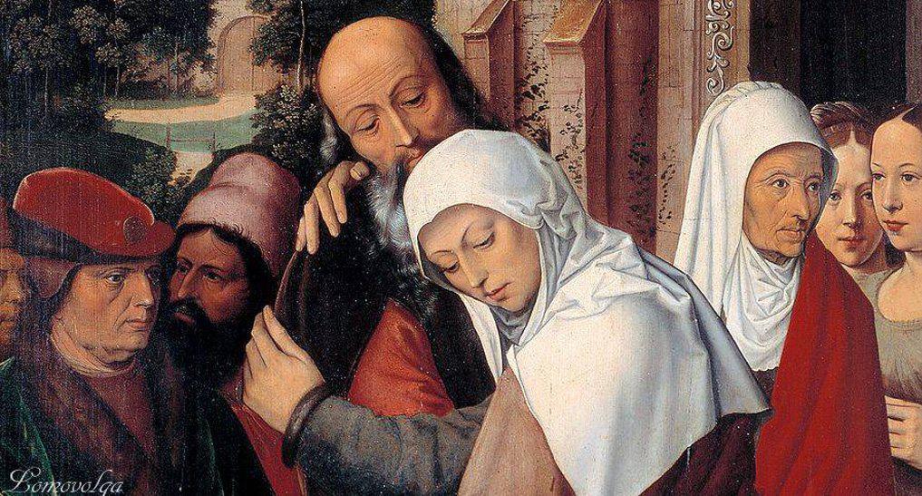 Кто были родители Пресвятой Богородицы?