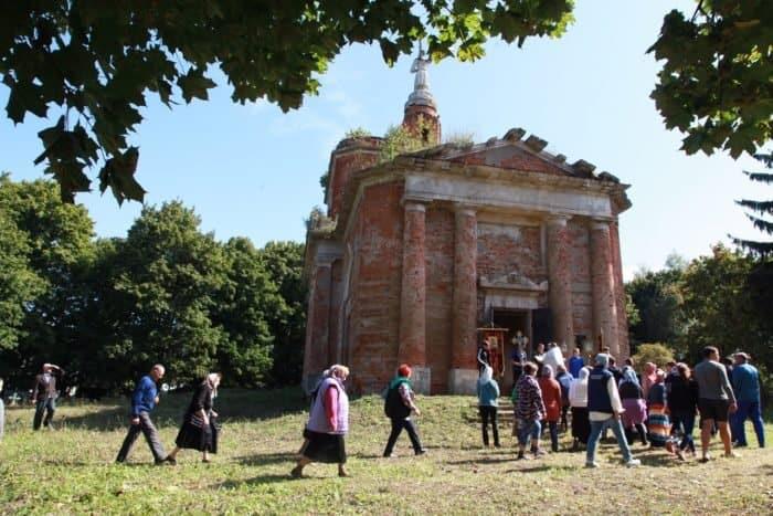 В селе Аксиньино Тульской области прошел православный добровольческий лагерь