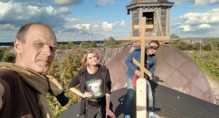 Русский север – общее дело. Фоторепортаж о жизни древних храмов и людях Севера
