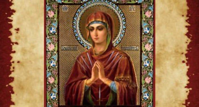 В храм в Гольянове на два дня принесут мироточащую икону Богородицы