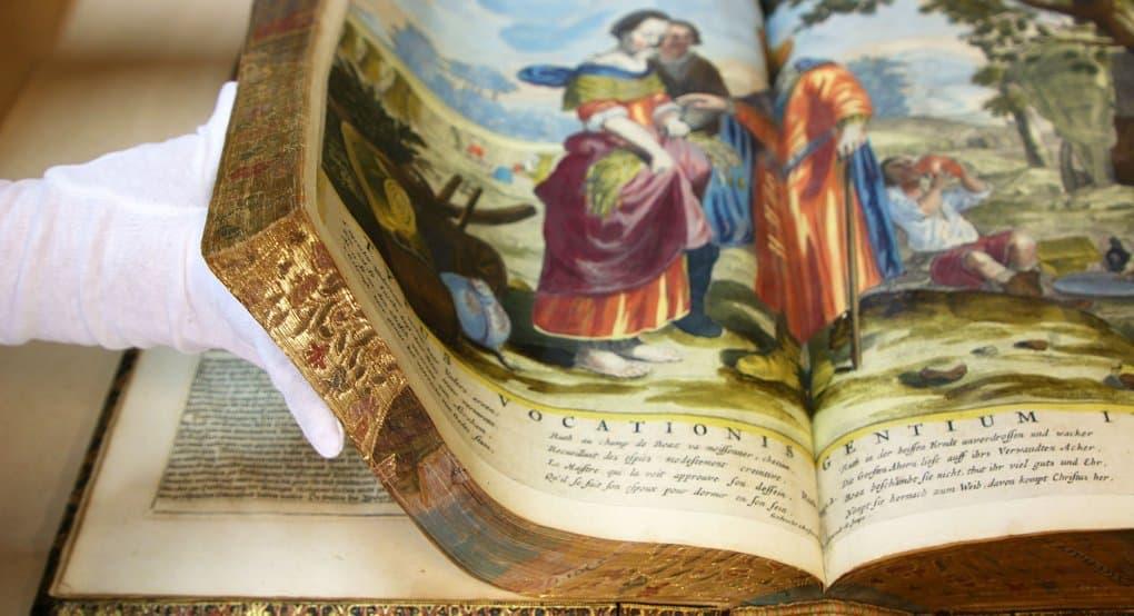 В Москве готовят выставку о 500 библейских сюжетах, задуманных Александром Ивановым