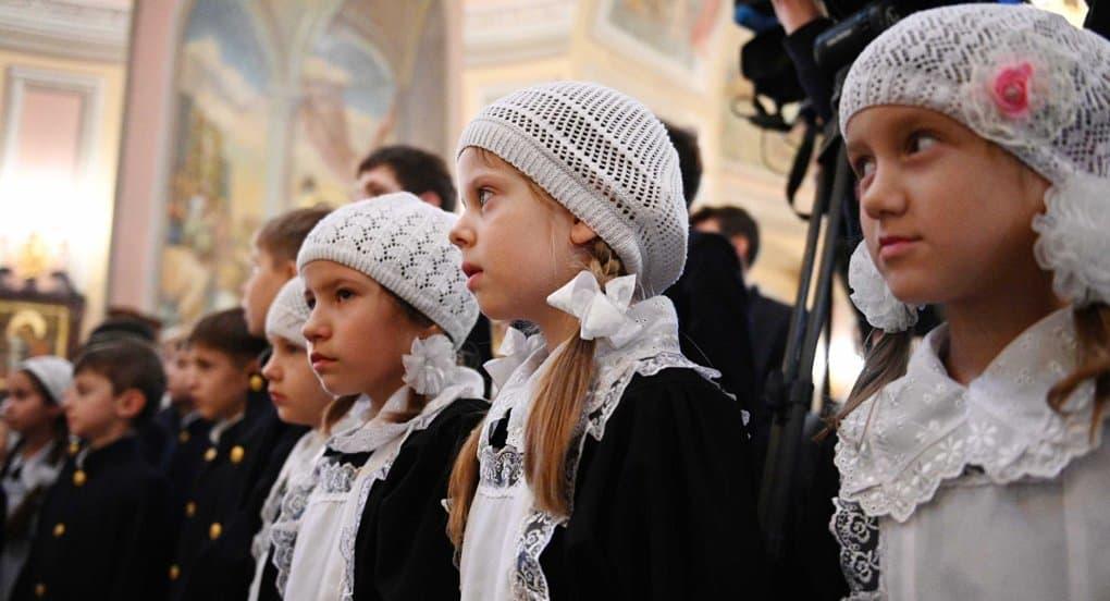 Каждая обитель должна нести особую ответственность за детей и молодежь, – патриарх Кирилл
