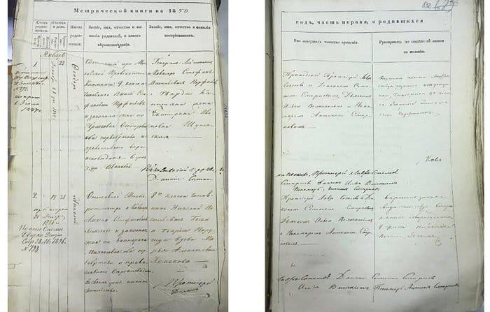 Найден автограф Николая Гоголя, подтверждающий, что писатель был крестным сына философа Алексея Хомякова