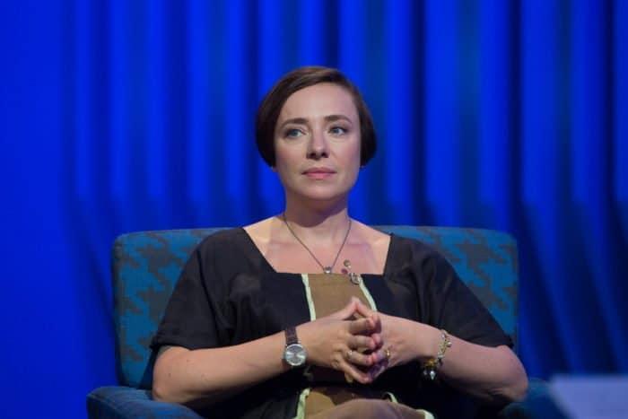 """Тутта Ларсен: """"Мой опыт общения с Богом может не подойти моему ребенку"""""""